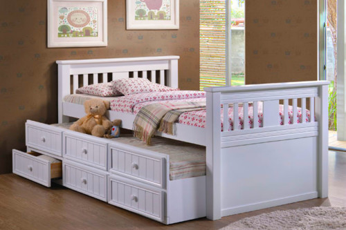 TWIN BOSTON DAY BED. Copyright © 2017 JAY Furniture ...
