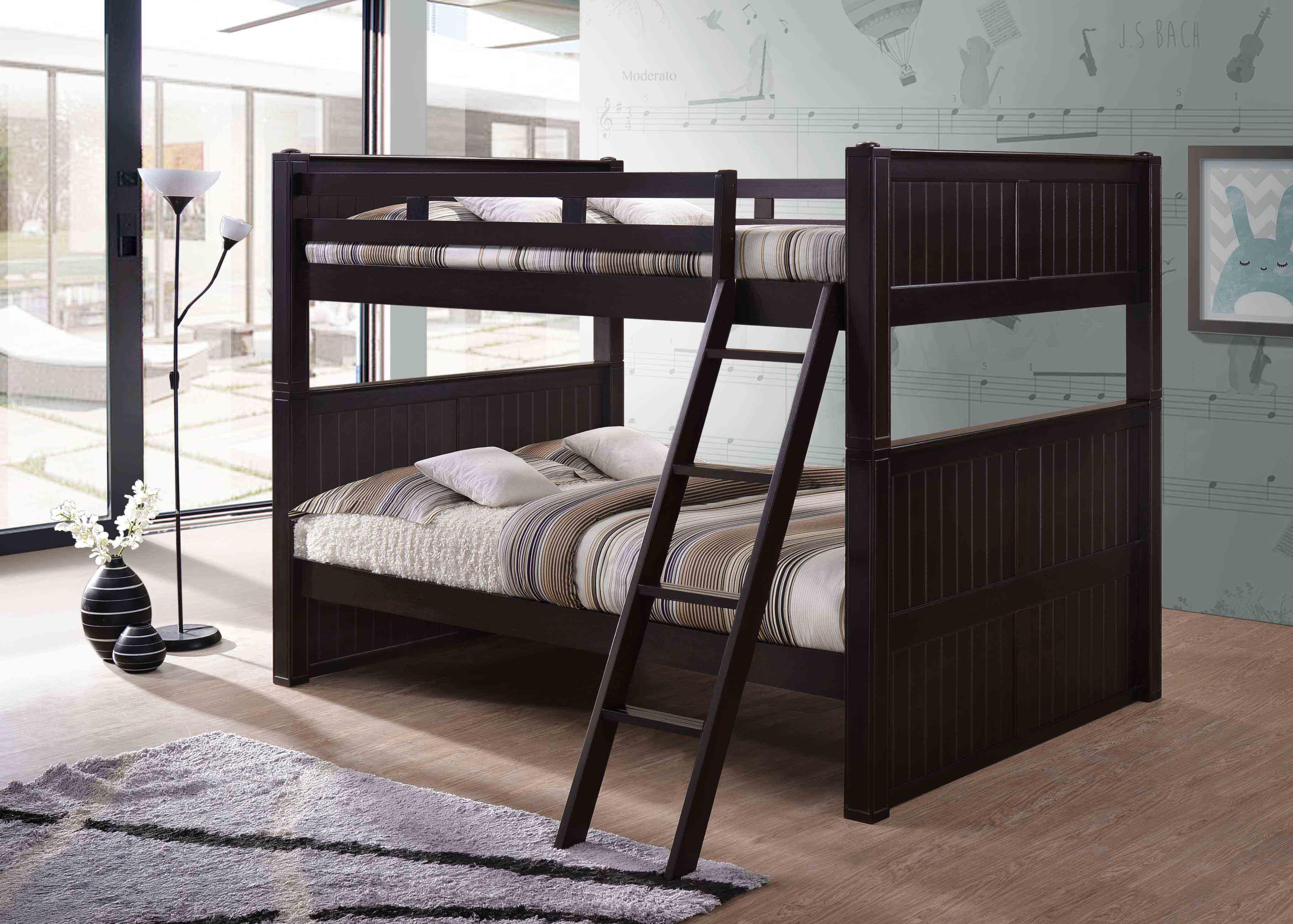 Queen Queen Bunk Bed J A Y Furniture