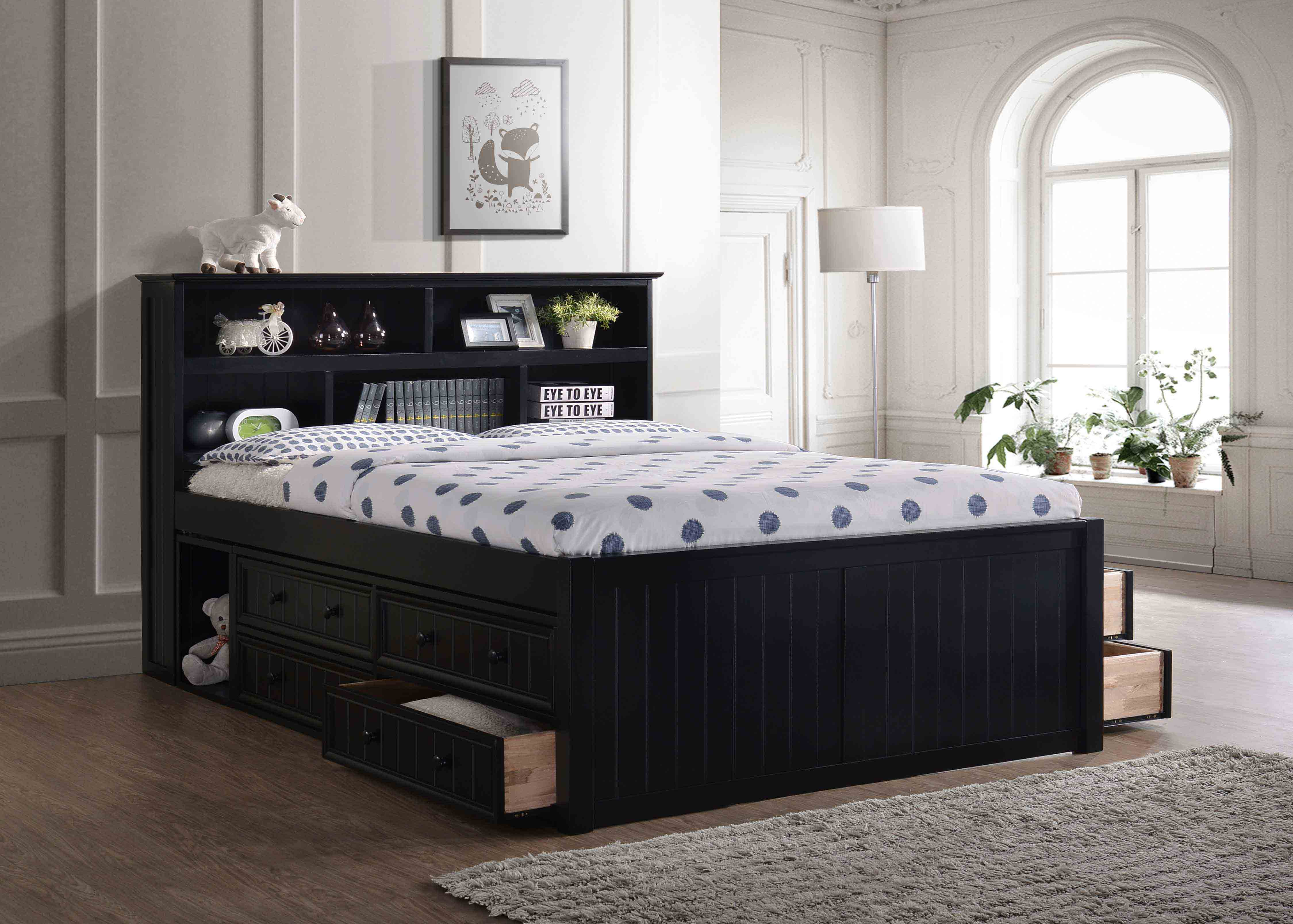 with full idea bed storage salle twin trundle pretty drawers tips captains s and within la house your captain